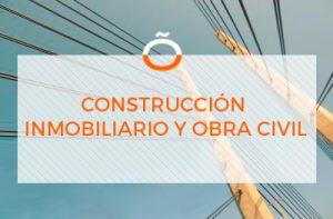 Construcción, inmobiliario y obra civil